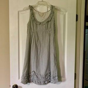 Converse Ruffle Dress
